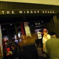 Windup Space front