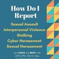How Do I Report?