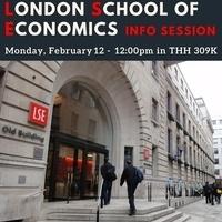 LSE Info Session