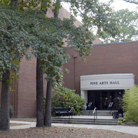 Fine Arts Hall (Armstrong Campus)