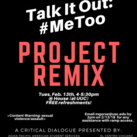 Project Remix:  #MeToo