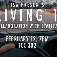 ISA Presents: Driving 101