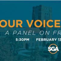 Your Voice Matters: A Panel on Free Speech