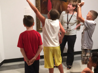 Sunday Docent-led Tours