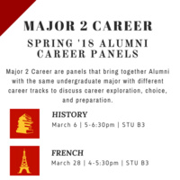 Dornsife Career Pathways: Major 2 Career History Panel
