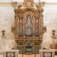 Italian Baroque Organ Mini-Recital