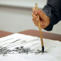 Chinese Brushpainting Classes