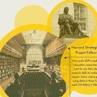 Harvard Strategic Data Fellowship Info Session