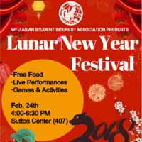 ASIA Lunar New Year Festival