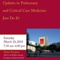 Updates in Pulmonary and Critical Care Medicine: Just Do It!
