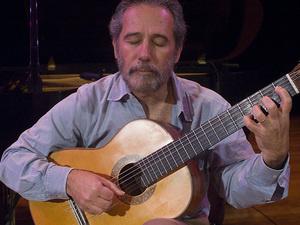 Guest Master Class: Sergio Assad, guitar