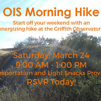 OIS Morning Hike
