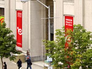 Enoch Pratt Library- Central Branch