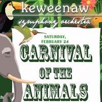 Carnival of the Animals - Michigan Tech Events Calendar
