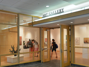 Towson University, Center for the Arts Gallery