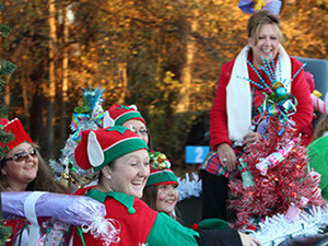Loganville Christmas Parade