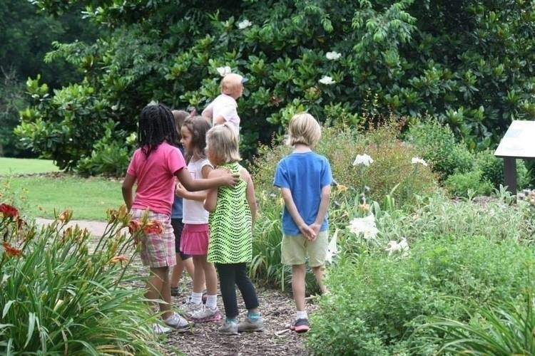 Garden Explorations Discovery Camp