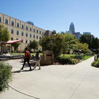 Residence Hall Quad - Charlotte Campus