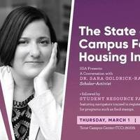 State of Campus Food and Housing Insecurity