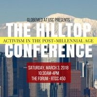 The HillTop Conference: Activism in the Post-Millenial Age