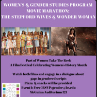 Women's History Month: WGS Movie Marathon