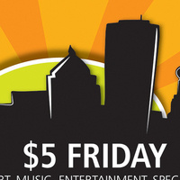 $5 Friday ~ Charlie Linder Music and Sanctuary