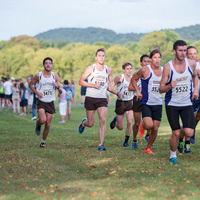 Men's Cross Country at Leopard Invitational | Athletics