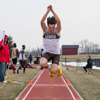 Men's Track and Field at Larry Ellis Invitation | Athletics