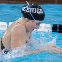 Women's Swimming and Diving vs Brown and White Meet | Athletics