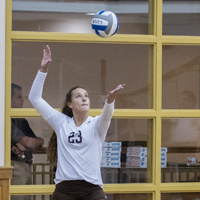 Volleyball vs Elon | Athletics
