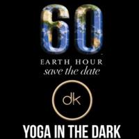 Earth Hour Candlelit Yoga