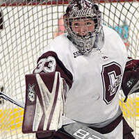 Colgate University Women's Ice Hockey vs #6 Cornell