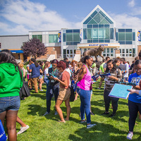 New Student Orientation & Support Programs - Downcity Campus