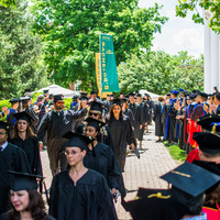 Commencement-Master's Degrees