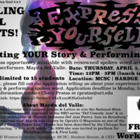FREE MASTERCLASS WORKSHOP FOR 15 STUDENTS
