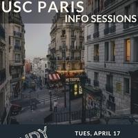 Study Abroad: USC Paris Info Sessions