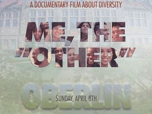 "Film Screening: ""Me, The 'Other'"""