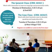Listening & Speaking Classes-General