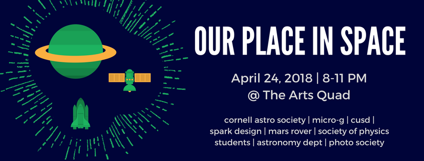 Our Place in Space - Cornell