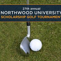 27th Annual Northwood University Scholarship Golf Tournament