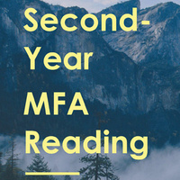 Event: Second Year MFA Reading