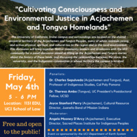 Cultivating Consciousness and Environmental Justice in Acjachemen and Tongva Homelands