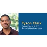 VC Speaker Series: Tyson Clark, General Partner, GV