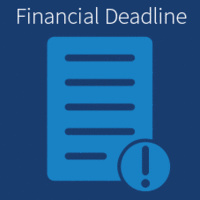 Financial Aid Deadline for Priority Awarding for Spring Semester