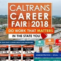CALTRANS CAREER FAIR