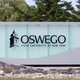 Oswego welcome sign
