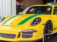Celebrating Porsche 911