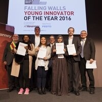 Falling Walls Competition 2018