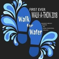 Walk for Water at UC Irvine