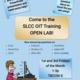 OIT Training - OPEN Lab